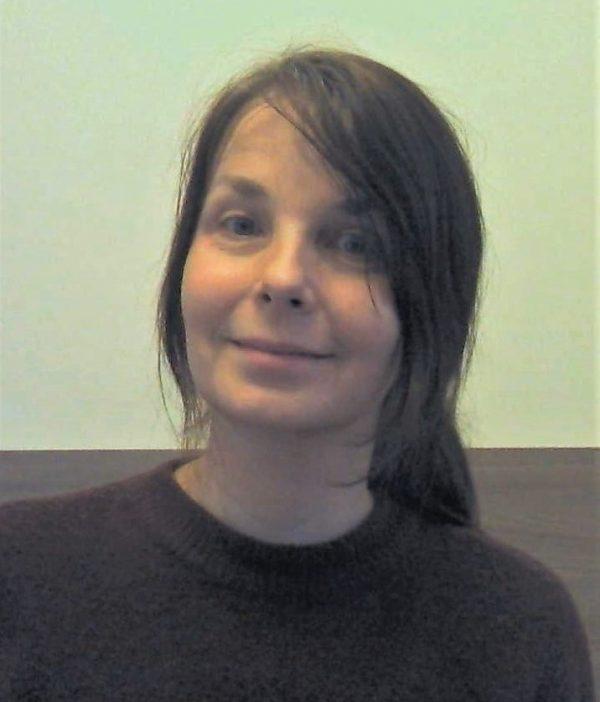 Fotografia członkini zespołu